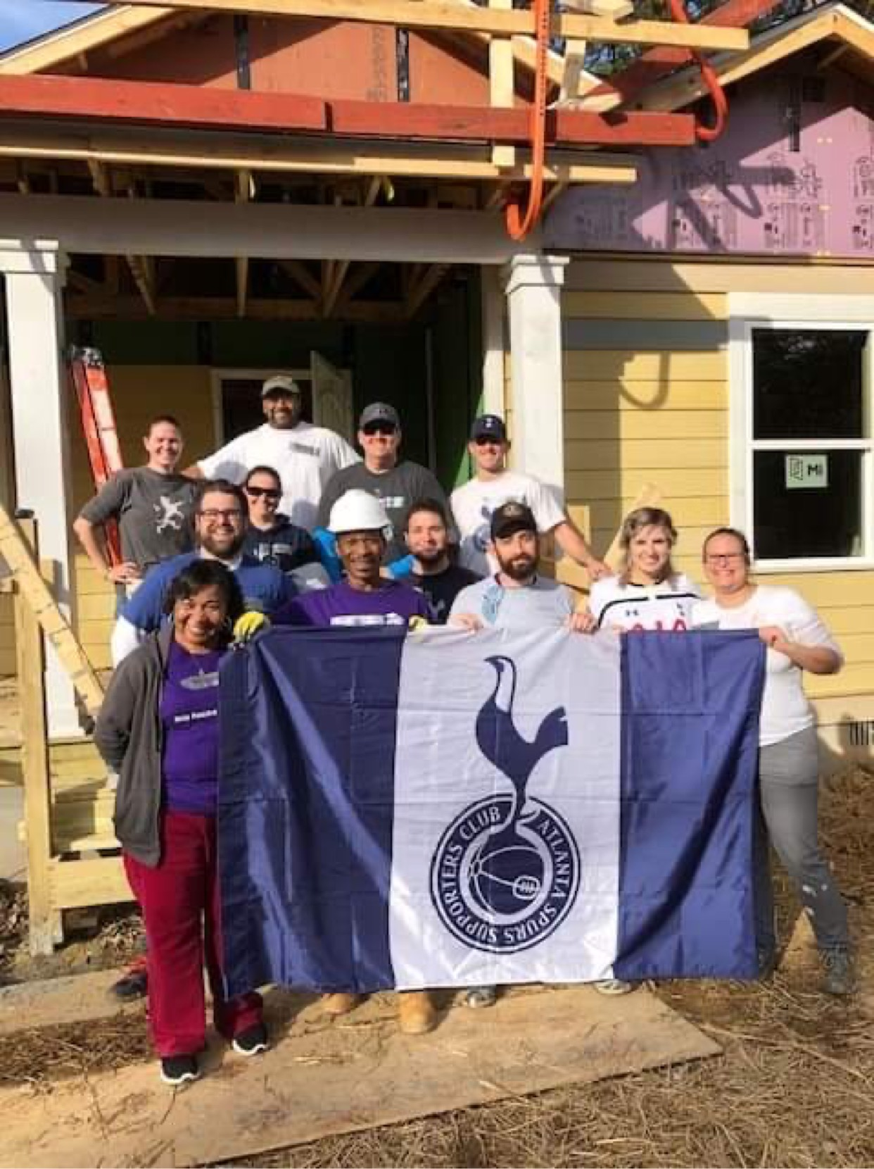 Join us at Atlanta Spurs Supporters Club